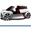 Urban Concept Car Jogsaw